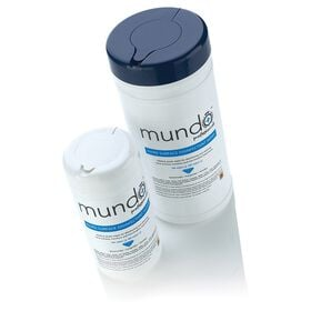Mundo Hard Surface Wipes pack of 100