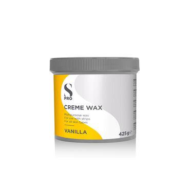 S-PRO Vanilla Creme Wax Pot, 425g