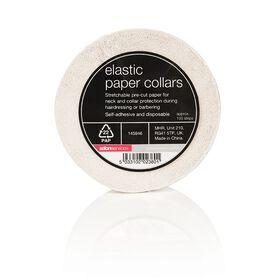 Salon Services Elastic Paper Collars 100 strips