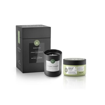 Maria Nila Care & Style Repair Hair Masque + Candle Gift Box