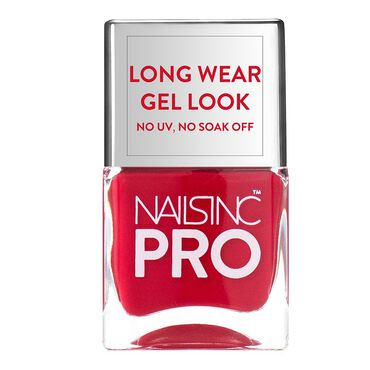 Nails Inc Pro Gel Effect Polish 14ml - St James