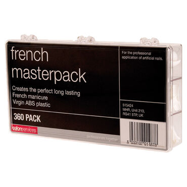 Salon Services French Tips Pack of 360