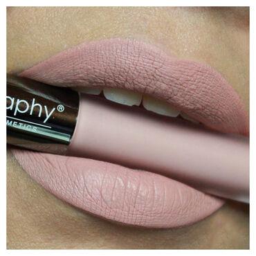 Bodyography Lip Lava Undressed Liquid Lipstick Stark