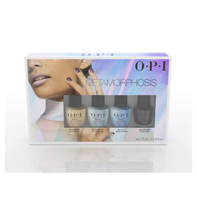 OPI Metamorphosis Collection Nail Lacquer Mini 4 Pack 4 x 3.75ml