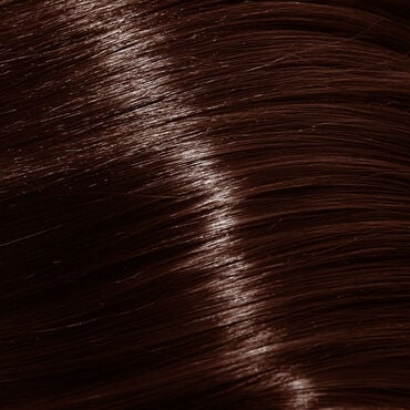 XP200 Natural Flair Permanent Hair Colour - 5.45 Light Copper Mahogany Brown 100ml