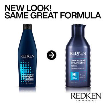 REDKEN Color Extend Brownlights Shampoo 300ml