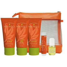 California Mango Travel Kit (Normal/Dry)