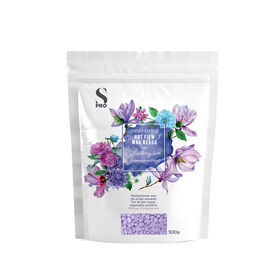 S-PRO Botanical Collection Blackberry with Jasmine Hot Wax, 500g