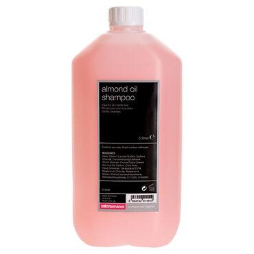 Salon Services Shampoo Almond Oil 5l