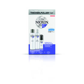 Wella Professionals Nioxin Trial Kit System 6