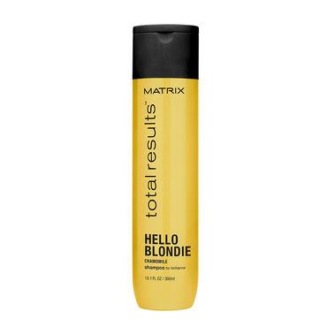 Matrix Total Results Hello Blondie Chamomile Shampoo 300ml