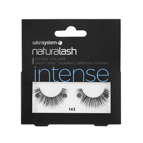 Salon System Naturalash Strip Lashes Intense 143