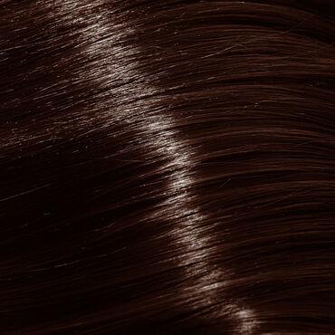 XP200 Natural Flair Permanent Hair Colour - 6.35 Dark Gold Mahogany Blonde 100ml