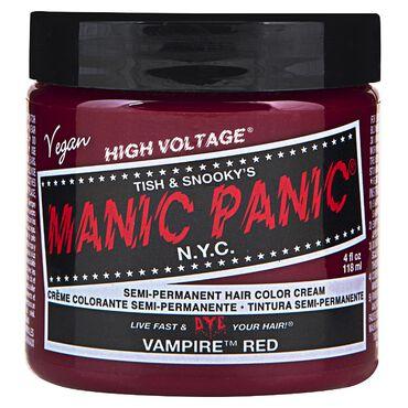 Manic Panic Semi Permanent Hair Colour - Vampire Red 118ml