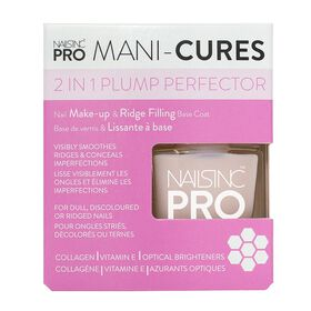 Nails Inc Pro Mani-Cures 2 in 1 Plump Perfector 8ml