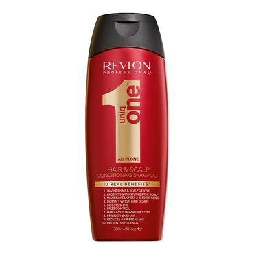 Revlon UniqOne All In One Conditioning Shampoo 300ml