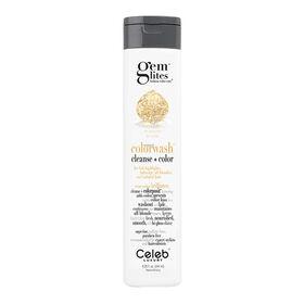 Celeb Luxury Gem Lites Semi Permanent Colourwash Shampoo Blonde - Sunstone 244ml