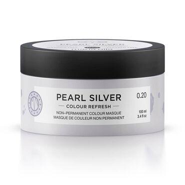 Maria Nila Colour Refresh - Pearl Silver 0.20 100ml