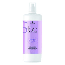Schwarzkopf Professional Bonacure Keratin Perfect Smooth Micellar Shampoo 1L