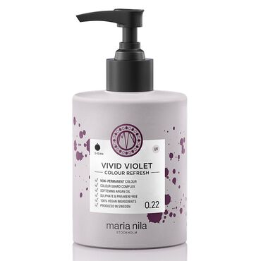 Maria Nila Colour Refresh - Vivid Violet 0.22 300ml
