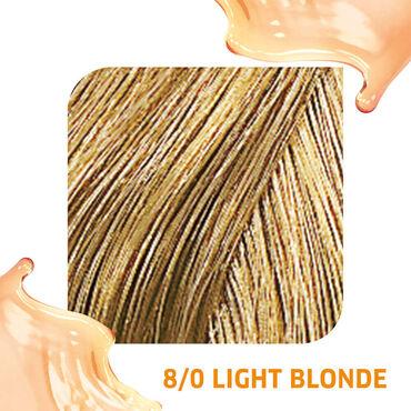 Wella Professionals Colour Fresh Semi Permanent Hair Colour - 8/0 Light Blonde 75ml