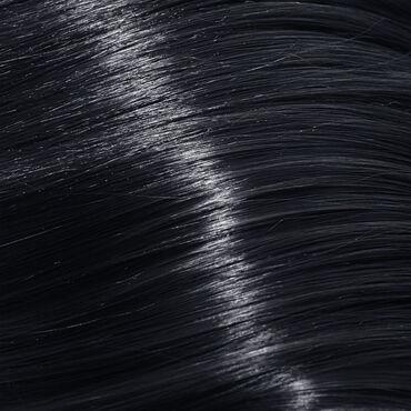Silky Coloration Permanent Hair Colour - 1.10 Blue Black 100ml