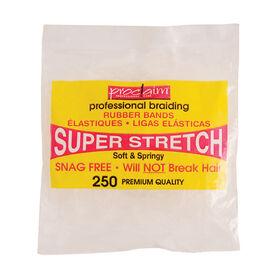 Proclaim Rubber Bands Black Pack of 250