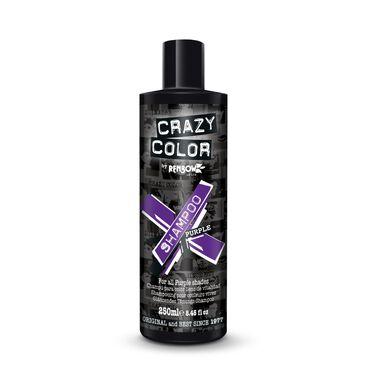Crazy Color Crazy Color Colour Protect Shampoo - Purple 250ml