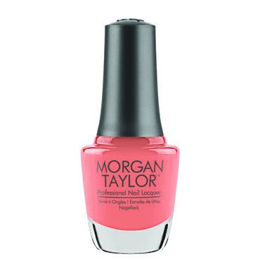 Morgan Taylor The Color Of Petals Collection - Young, Wild & Freesia Nail Lacquer 15ml