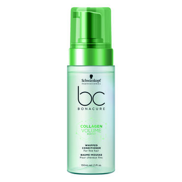 Schwarzkopf Professional Bonacure Collagen Volume Boost Whipped Conditioner 150ml