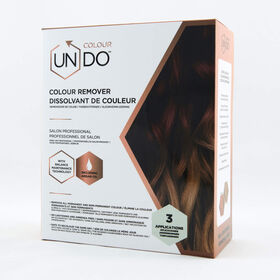Colour Undo Hair Colour Remover, 3 Application Kit