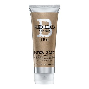 TIGI Bed Head For Men Power Play Firm Finish Gel 200ml