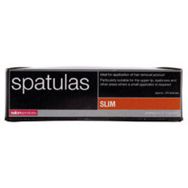 Salon Services Slim Spatulas Pack of 100