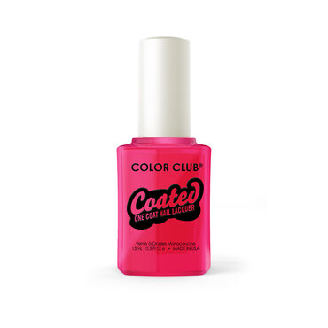 Color Club Coated Collection - One-Step Jachie Oh! 15ml