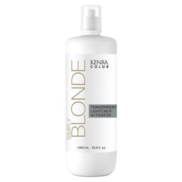 Kenra Color Simply Blonde Transparent Lightener Activator 1000ml
