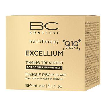 Schwarzkopf Professional Bonacure Excellium Taming Treatment 150ml