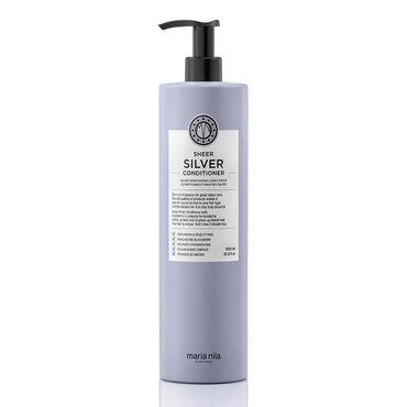 Maria Nila Sheer Silver Conditioner 1L