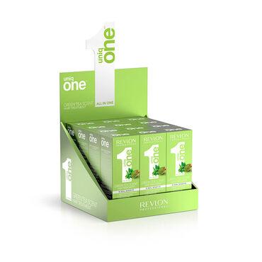 Revlon UniqONE Hair Treatment Green Tea Scent 150ml