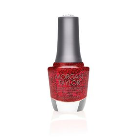 Morgan Taylor Nail Lacquer - Rare As Rubies 15ml