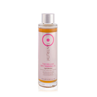 Tantruth The Deluxe Dry Tanning Oil 100ml