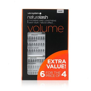 Naturalash Individual Lashes Short