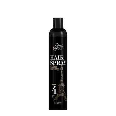 Lomé Paris Hairspray 4-Extra Strong 500ml