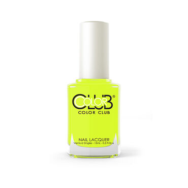 Color Club Nail Lacquer - Yellin' Yellow 15ml