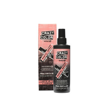 Crazy Color Spray In Pastel hair spray Peachy Coral 250ml