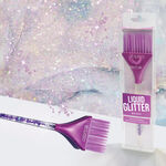 Colortrak 7000 Liquid Glitter Tint Brush, Glitter, Each