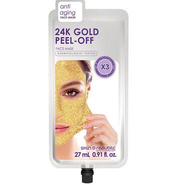 Skin Republic 24K Gold Peel-Off Face Mask 27ml