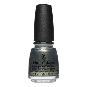 China Glaze Long-Wear Oil Based Nail Lacquer The Arrangement Collection - I Still Beleaf, 14ml