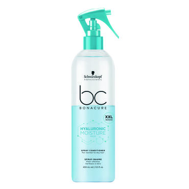 Schwarzkopf Professional Bonacure Hyaluronic Moisture Kick Spray Conditioner 400ml