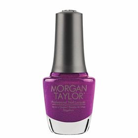 Morgan Taylor Long-lasting, DBP Free Nail Lacquer - Sarong But So Right 15ml