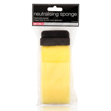 Salon Services Neutralising Sponge, Pack of 3